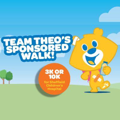 Team Theo\'s Walk - 3K & 10K