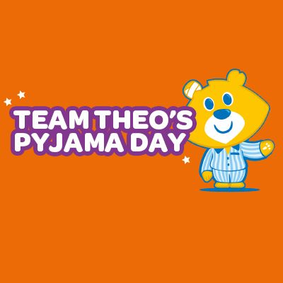 Team Theo\'s Pyjama Day