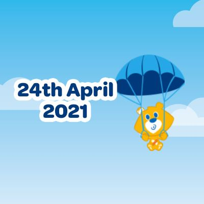Team Theo\'s Skydive - 24 April 2021